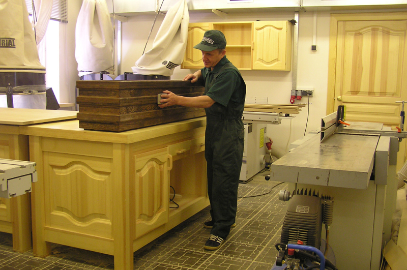 Деревообрабатывающая мастерская своими руками